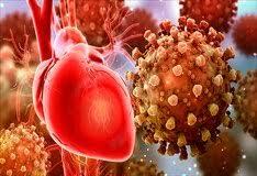 Heart news COVID 19